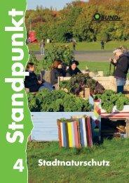 Stadtnaturschutz - BUND für Umwelt und Naturschutz Deutschland