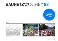 BauNetzWoche#183 – StadtLandschaft München