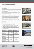 NDUSTRIGULVE I AB-POX 460 ESD-Gulv - Rockidan - Page 4