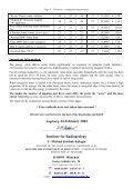Institute for Radiogeology J. Michael Kohfink-Kalagin - UMH - Page 4
