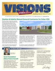 Project Spotlights - Stanker & Galetto