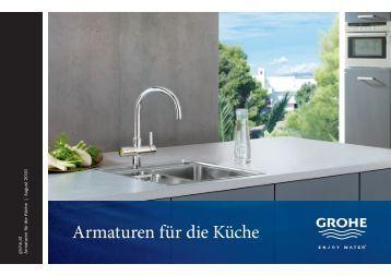Armaturen für die Küche - Grohe Deutschland Vertriebs GmbH