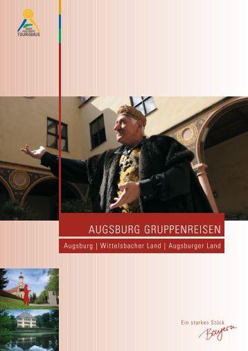 Die Fuggerei – älteste Sozialsiedlung der Welt - Regio Augsburg