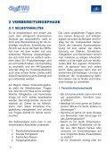 Bewerbungsleitfaden - Zentrum für Berufsplanung - Seite 6