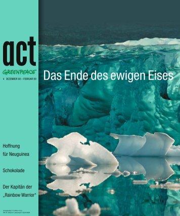 Das Ende des ewigen Eises
