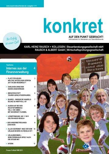 Konkret - Karl-Heinz Rausch