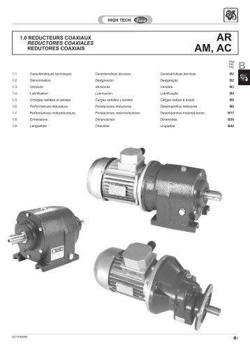 Catalogo AMP - STM