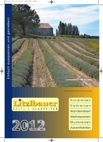 Katalog Seite 1 - Litzlbauer