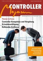 Controller Kompetenz und Vergütung Krisenbewältigung ... - Haufe.de