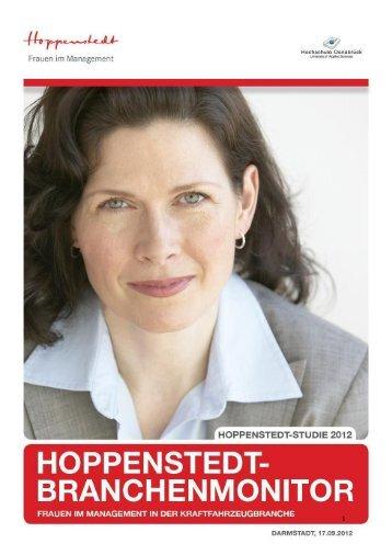 Zum Download - Hoppenstedt – Frauen im Management