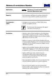 Sfumatura a 3 strati con Standohyd Basecoat - (Riparazione - Standox