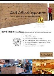 100% Ottica del legno antico - Stainer Schriften und Siebdruck ...