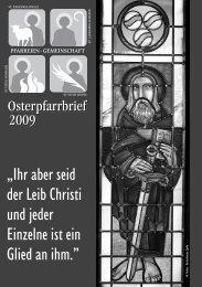 ostern 2009 - kgv-spelle.de