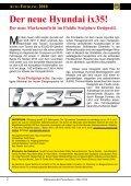Österreichpremiere des kompakten Crossover von Hyundai. - Seite 2