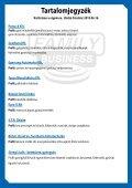 Vásárlói klub partnerkatalógus. - Family Business - Page 3