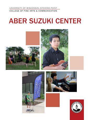 University Of Wisconsin Stevens Point Suzuki