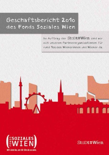 Pflege und Betreuung - Fonds Soziales Wien