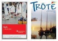 Vereinszeitschrift des Husumer Seglervereins 2009 Segeln in Great ...