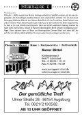 9.8.09 sv schwabegg - SV Cosmos Aystetten - Page 7
