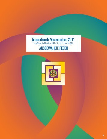 Inhalt - Rotary International