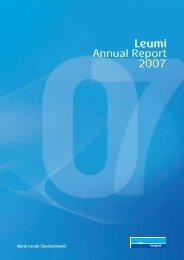 (Switzerland) Ltd - Leumi Private Bank
