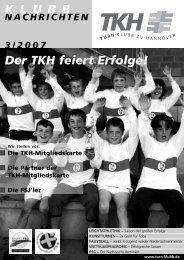 3/2007 - Turn Klubb Hannover