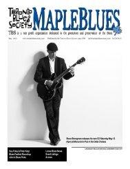Blues Festival Round-Up - Toronto Blues Society