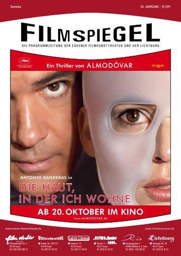 AB 20.OKTOBER IM KINO - Essener Filmkunsttheater GmbH