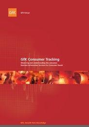 GfK Consumer Tracking - GfK Austria