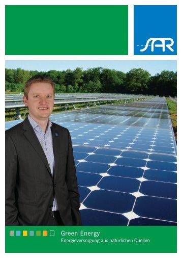 Flyer SAR Green Energy