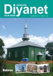 Belarus Müslümanları - Diyanet İşleri Başkanlığı