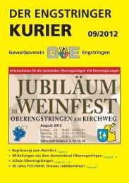 09/12 - Engstringer Kurier
