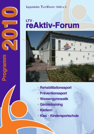 re Aktiv- Foru - LTV-reAktiv-Forum