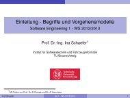 Einleitung - Technische Universität Braunschweig