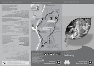 Faltblatt Seelensteig - Nationalpark Bayerischer Wald