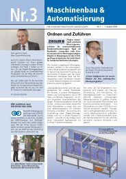 Nr. 3 (PDF) - ZIEGLER Produktionssysteme