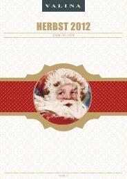 +++ Katalog Herbst 2012 - Valina