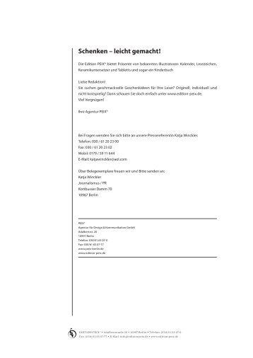 Schenken – leicht gemacht! - bytecamp.net
