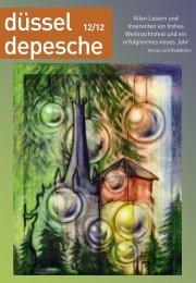 Ausgabe anschauen - AZ Magazin Düsseldorf