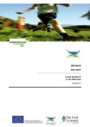 Bericht_Baernbach.pdf (3 MB) - Bärnbach