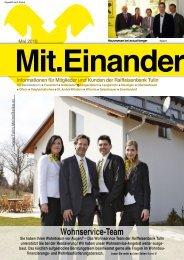 Wohnservice-Team - Raiffeisenbank Tulln - MeineRaika.at