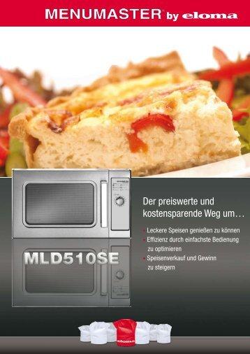 Menumaster MLD510SE - Gramiller
