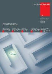 Ausgabe 02 / 2006 - Technische Universität Dresden