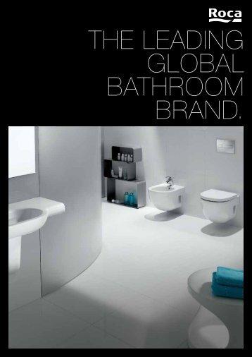 View the brochure Roca range of bathroom basins - Reece