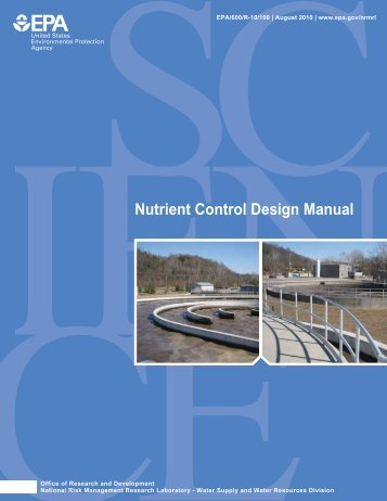 Nutrient Control Design Manual - New York-New Jersey Harbor ...