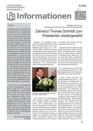 3/2008 - Landesverband der freien Berufe Brandenburg eV