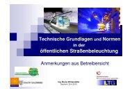 Technische Grundlagen und Normen & Vorschriften - e5-Salzburg
