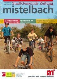 Gemeindezeitung 2009/6 (8,54 MB) - Mistelbach