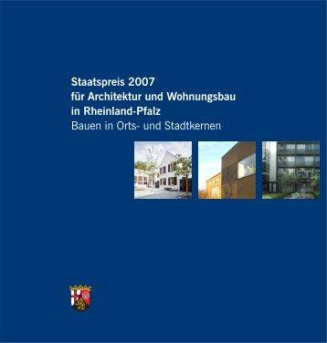 Neun Hofhäuser in Mainz-Hechtsheim - Finanzministerium ...