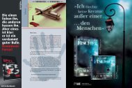 Krimi-Magazin 2008 - Buchwerbung der Neun
